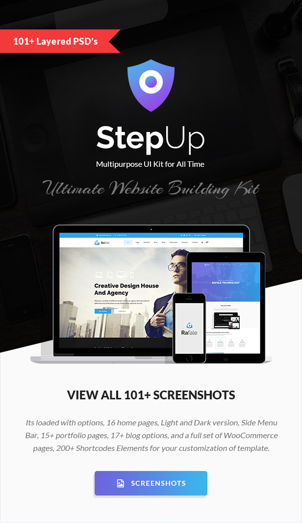 StepUp PSD Template - 1