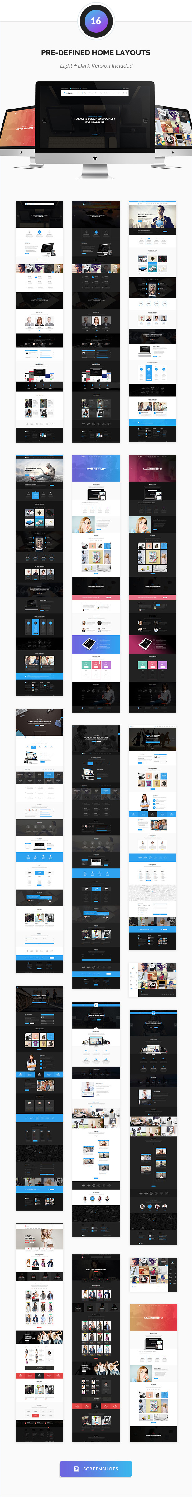StepUp PSD Template - 3